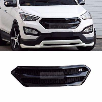 Ver.2 Front Radiator Grille for 2017 2018 Hyundai Santa Fe The Prime