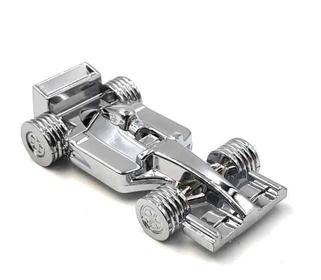 F1 Rennwagen Race Car Rennsport Metall Silber Funny USB Stick div Kapazitäten