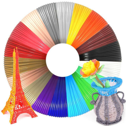 30m 3D Printer Filament Printing ABS//PLA Materials Markerbot Extruder Accessory