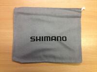 Fishing Reel Cloth Bag Shimano. Large // Small
