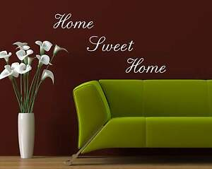 Home-Sweet-Home-wall-quote-sticker-wall-decals-mural-art-living-room-decor