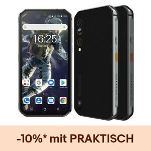 Blackview BV9900E Outdoor Handy ohne Vertrag 6GB+128GB Android 10 Helio P90 48MP
