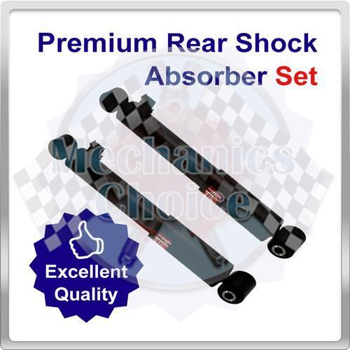 Pair of Rear Shock Absorbers for Smart Fortwo 1.0 08//08-08//12