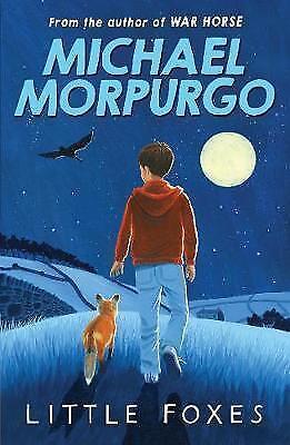 Little Foxes, Morpurgo, Michael, Good Book