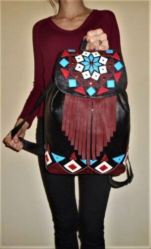 New Black dos vᄄᆭritable Sac ᄄᄂ Sac femme cuir dos Alami Sac Bordoaux ᄄᄂ en vN80wOnm