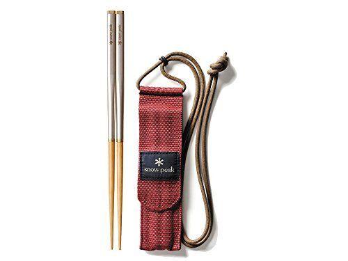 New snow peak sum weapon WABUKI Chopsticks M SCT110 Japan