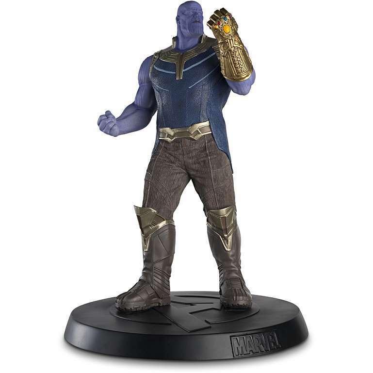 Statuetta di Thanos Marvel 31 cm ed limita 2000 es.