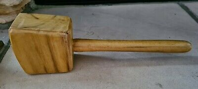 Carvers Mallet Wood Carving 16 oz Hardwood Hammer Striking Woodworking Tool Mora