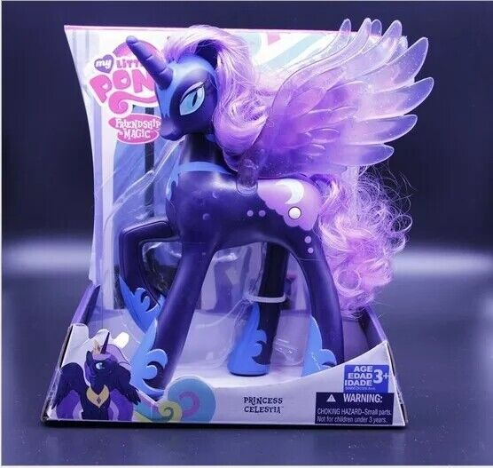 Moon Princess Luna My Little Pony Doll Action Figure Toy Kid Gift Present 6 For Sale Online Ebay