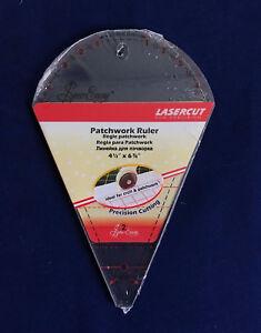 45 degrés Triangle modèle acrylique-Multi Taille-EZ Brand-Patchwork Quilting