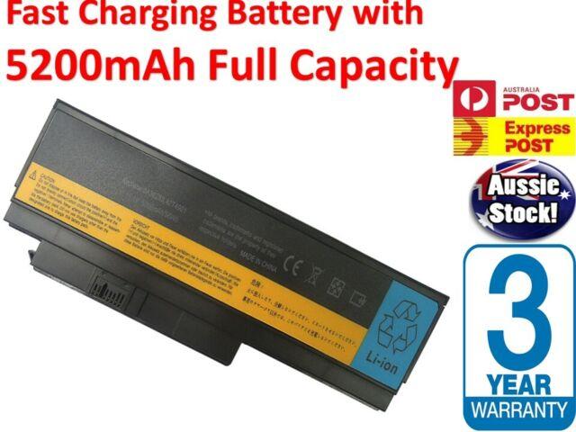 Battery for Lenovo ThinkPad X220 X220i X220s X230 X230i 42T4861 42T4862 6 cells