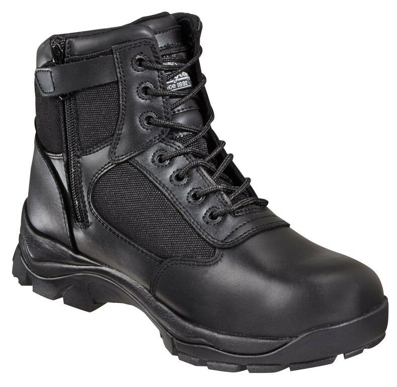 Thgoldgood Boots 834-6043 6  Academy Side Zipper Uniform Boot Tactical