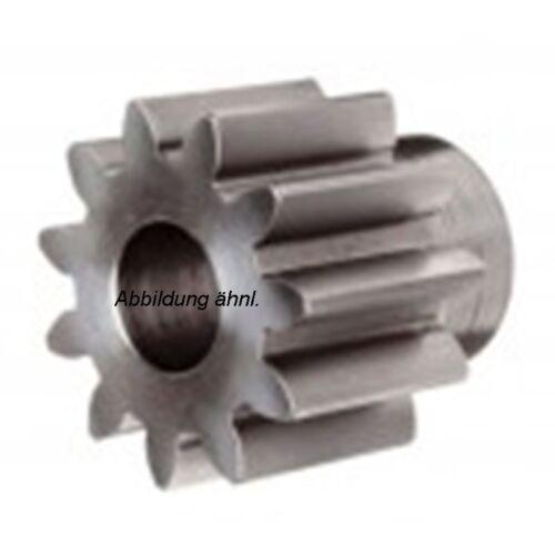 14 Z Naben GW  1 Stück Qualität 8-9 Stirnzahnrad Stahl C45 Modul 1.5
