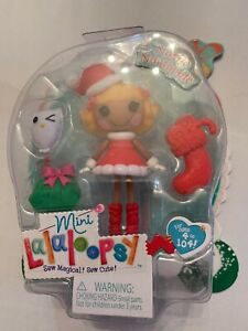 Lalaloopsy Target Exclusive Noelle Noel Northpole Mini Doll Christmas Holiday