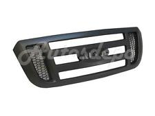 For 2006-2011 Ford Ranger Grille Textured Dark Gray W/Black Inner Grille