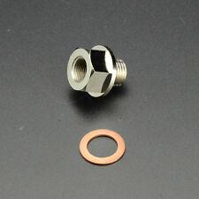 Exhaust Temp Temperature Sensor Adapter M12x1.25 12mmx1.25 -1/8NPT