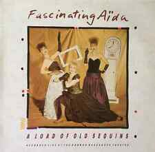 FASCINATING AIDA - A Load Of Old Sequins (LP) (Signed) (EX/EX)