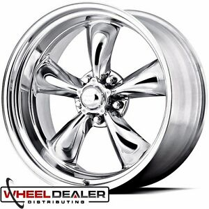 American Racing Torq Thrust Vn515 Wheels For Ford Mustang 16x7 17x8