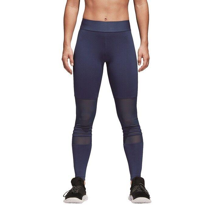 Adidas ID Mesh Tight Fitness Laufen Training Hose, CF0327