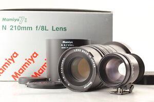 [UNUSED BOX FINDER] Mamiya N 210mm f/8 L Lens For Mamiya 7 7II from JAPAN