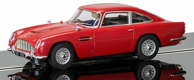 Scalextric Aston Martin DB5 C3722 Brand New Boxed
