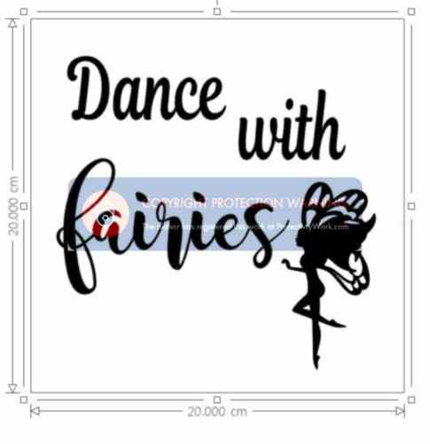 Vinyl Sticker fits IKEA RIBBA FRAME Sing with Mermaids Fairies Sticker Unicorn