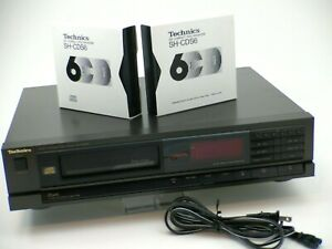 Rare-Technics-CD-Changer-SL-P405C-with-2-CD-Cartridges