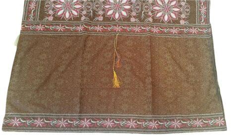 pakistano Beautiful Kameez Poncho Kurta Embroidery Designer Top Indian XwTXq