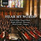 Hear My Words (CD, Feb-2008, Signum UK)