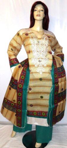 Shalwar kameez eid pakistani designer indian salwar sari motif abaya hijab costume uk 14