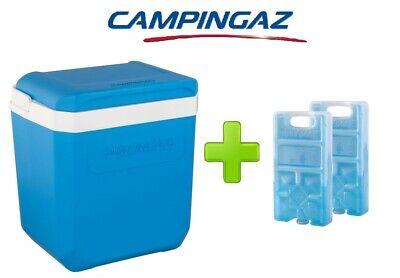 Ghiacciaia Passiva Icetime Plus 30 Litri Campingaz + 2 Pezzi Refrigerante M10