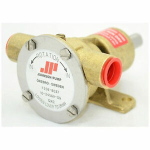Onan Westerbeke 3 8 NPT Engine Cooling Johnson Water Pump