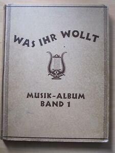 240-Seiten-Noten-Was-Ihr-wollt-Band-1-60-beliebte-Klavierstuecke-und-Lieder