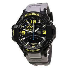 Casio GA1000-8A Gents G-Shock Black Ana-Digi Dial G-Aviation Watch