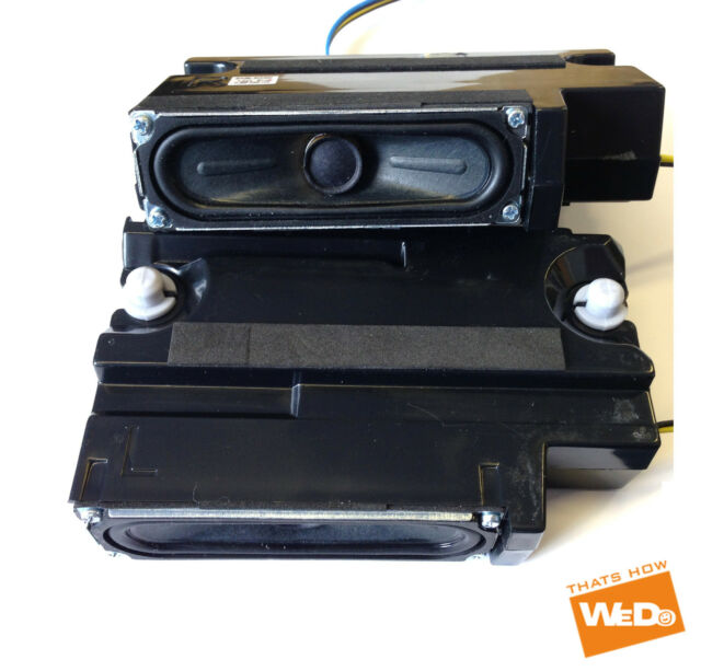 SAMSUNG UE28J4100AK 28 INCH DEL TV 12 OHMS 5 WATTS SPEAKERS BN96-30338B