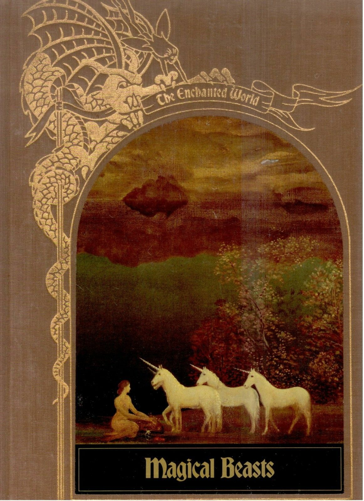The Enchanted World: Magical Beasts (1985, Hardcover) | eBay