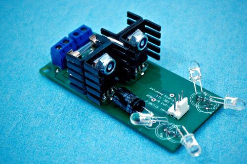 SBE Solar Tech 12V High Power Analog solar tracker