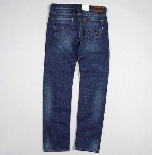 Jeans Edwin ed 80 slim taperot (CS compact - blau dunkel) W34 L34 (i017217 97)     | Haltbarer Service  | Spaß  | Vorzüglich