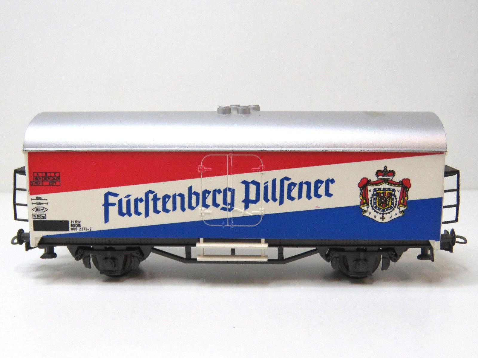 Los vagones DB, cerveza carro, Fürstenberg Pilsener, Época IV, roco, roco, roco, HB  Entrega directa y rápida de fábrica