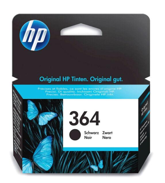 HP 364 Nero Cartuccia Originale Stampante Getto d'Inchiostro Standard CB316EE