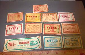 coupons rabais nabob