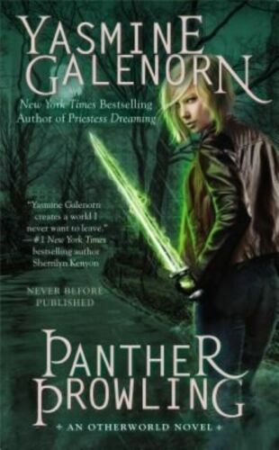 1 of 1 - Panther Prowling (An Otherworld Novel)-ExLibrary