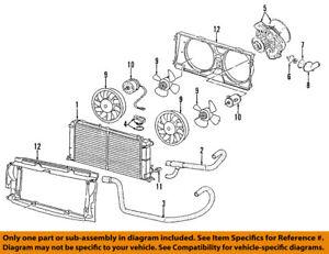 image is loading vw-volkswagen-oem-01-03-eurovan-engine-coolant-
