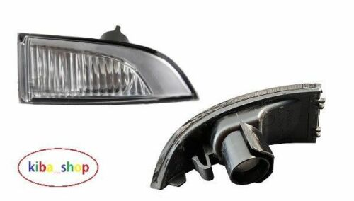 RENAULT MEGANE Mk3 FLUENCE SCENIC III WING MIRROR INDICATOR RIGHT O//S DRIVER