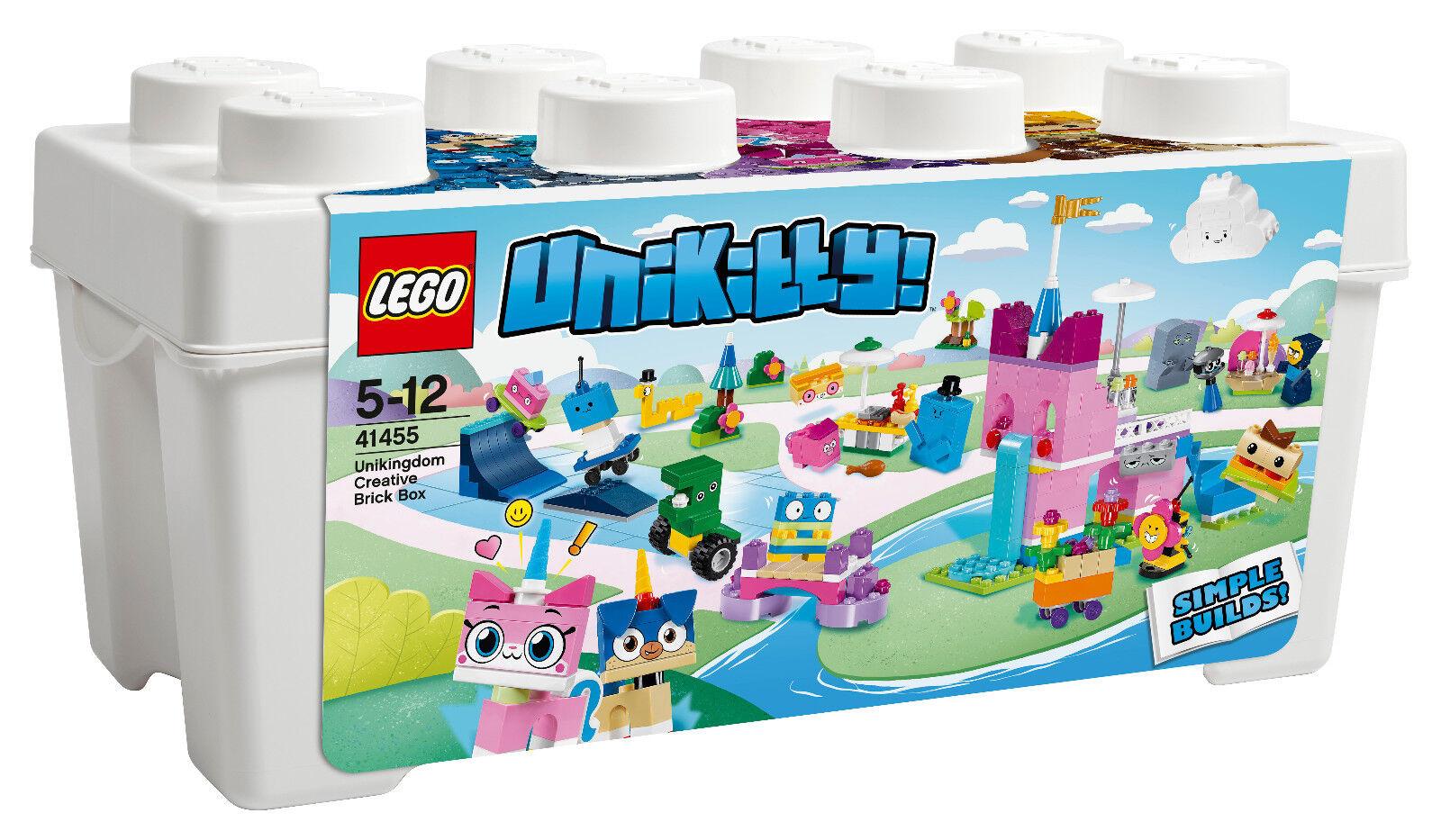 LEGO® Unikitty ™ (41455) Einhorn - Kittys Königreich – Bausteine -Box & Versand