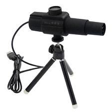 Usb Digital Camera Microscope Telescope Electronic Eyepiece 5mp Cmos Software Hd