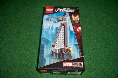 Neu** Lego Super Heroes Avengers Tower 40334