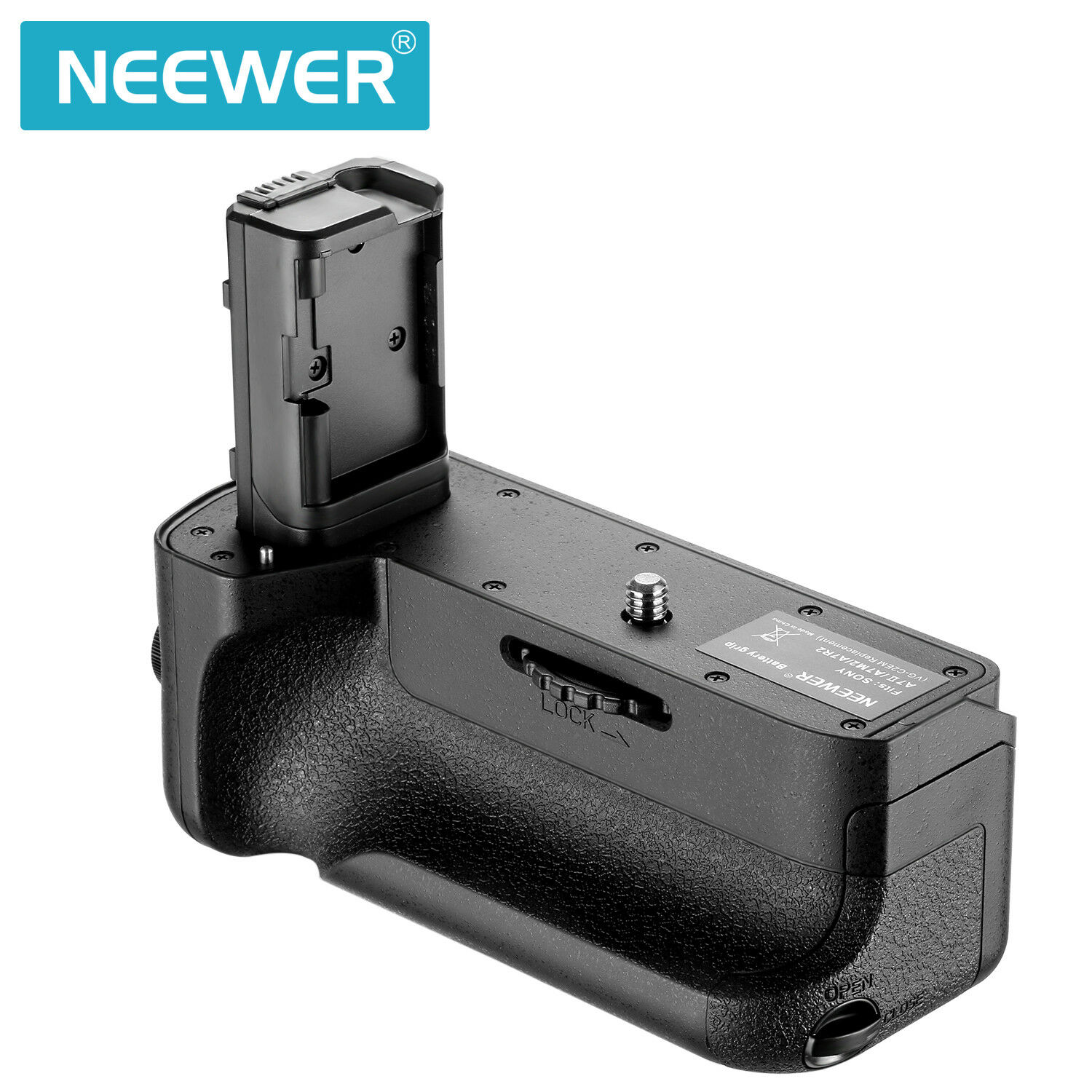 Neewer VG-C2EM Replacement Vertical Battery Grip for Sony A7 II A7R II, A7S II
