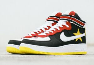 Nike Air Force 1 High x RT Riccardo Tisci Black All-Star AQ3366-600 ... 03f3eb489