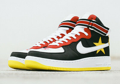 latest fashion lower price with shoes for cheap Nike Air Force 1 High x RT Riccardo Tisci Black All-Star AQ3366 ...